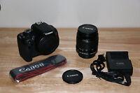 Canon EOS Rebel T3i / EOS 600D 18.0 MP Digital SLR Camera 18-55mm kit lens
