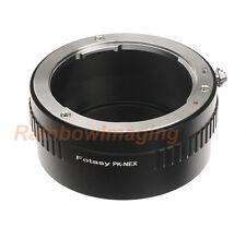 Pentax lens to Sony E-Mount a6500 a6300 a6000 a5100 a5000 a3500 Camera adapter