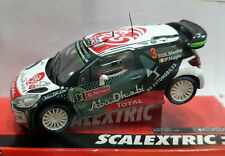 Citroën DS3 WRC Rally Portugal Scalextric A10217S300