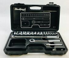 "Blackhawk by Proto 17 Piece 1/2"" Drive Socket Set - 3/8 to 1-1/4"" - NB1217-SLC"