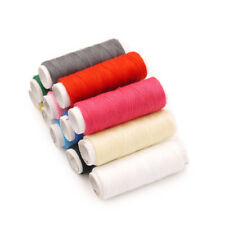 10Pcs 100 Yard Mixed Color Sewing Threads Sewing Part DIY Handicraft Threads