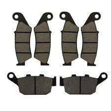 Brake Pads For Honda Transalp XL600V XL650V XRV750 Africa Twin Front Rear Kit