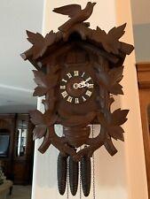 New ListingBlack Forest vintage cuckoo quail clock