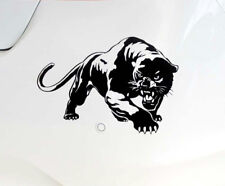 Fiery Wild Panther For Auto Car/Window Vinyl Decal Sticker Decals Decor CT082
