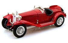 1931 Alfa Romeo 8C 2300 Spider Convertible Bburago 12063 1/18 scale Diecast Car