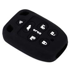 2+1 Knopf Key Schlüssel Hülle Cover Etui Keyless Für Honda Accord Civic CR-V NEU