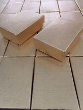 Wholesale Joblot 100 ORO AVVOLTI IN PELLICOLA gioielli scatole regalo ciondolo, ORECCHINO,
