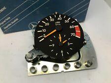Mercedes W124 Tachometer with clock Part # 124 542 00 16 Genuine NOS