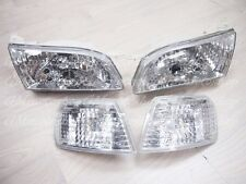 Headlight for Corolla TOYOTA sedan AE110 E110 98 99 00 01 02 clear PA28 gms#G