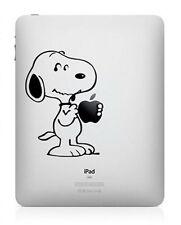 iPad Aufkleber Snoopy Sticker Design Kunstabdeckung Skin für iPad mini