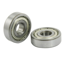 (10pcs) S627ZZ (7x22x7mm) Ball Bearings Stainless Steel Deep Groove Bearings