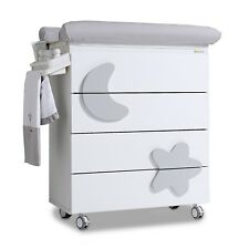 Mueble Bañera Infantil con Cambiador Alondra - B711 varios colores a elegir