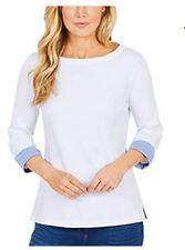 Nautica Tops For Cotton SaleEbay Women 9EDH2IWY