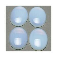 Opalite Oval Cabochon 22 x 30mm Clear  Wire Wrapping Jewellery Making Crafts