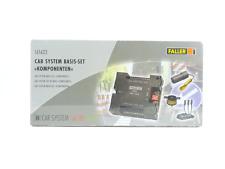 Faller H0 161622, Car System Basis Set, Komponenten, neu, OVP