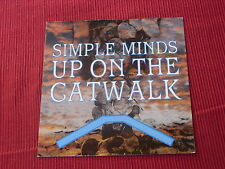 Simple Minds: Up on the Catwalk  UK  EX 7""