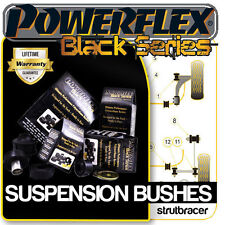 Volkswagen POLO 6R (2009-) ALL POWERFLEX BLACK SERIES MOTORSPORT RACING BUSHES