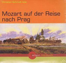 HÖRBUCH-DOPPEL-CD - Mozart auf der Reise nach Prag