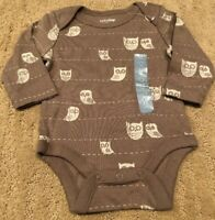 Baby Gap NWT White I/'M ADORA-BOT ROBOT LS BODYSUIT TOP 0 3 6 9 12 Months