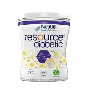 Nestle Resource Diabetic Food For Dietary Management Vanilla Flavour 400 gm