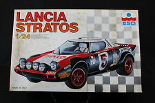 YD001 ESCI 1/24 maquette voiture 3059 Lancia Stratos rare version