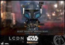 Hot Toys COSB742 Star Wars The Mandalorian Heavy Infantry Mandalorian Cosbaby