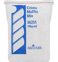 Allied Mills Creme Muffin Mix 10kg x 1
