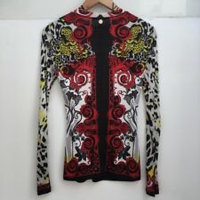 Limited Edition VERSACE Collection Shirt Long Sleeves Baroque Prints