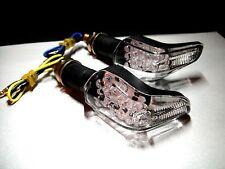 4XNEW LED BLINKER SHARK N MINI DUCATI GT1000,998,999S,999,S4R Monster,1000 DS