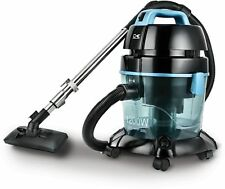 Vacuum Cleaner Pure Air Cyclonic Water Filtration Wet and Dry Vac Autostop Blue