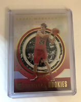 2017-18 ESSENTIALS ROOKIES ER21 LAURI MARKKANEN RC ROOKIE CARD CHICAGO BULLS