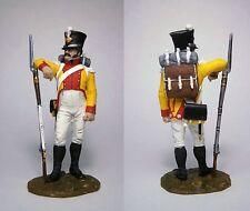 PEINT! Fusilier suisse Bataillon de Neuchâtel. France, 1812. / 54 mm