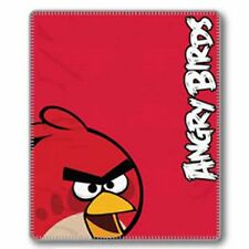 Angry Birds Rosso Uccellino Coperta in pile