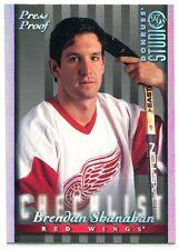 1997-98 Studio Press Proofs Silver 105 Brendan Shanahan /1000