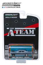 Greenlight 1/64 44830D Hollywood Series 23,The A-Team, 1967 Chevy Impala Sedan