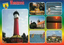 Wangerooge , Ansichtskarte , gelaufen