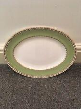 Wedgwood Martha Stewart Garland Moss 35cm Oval Platter