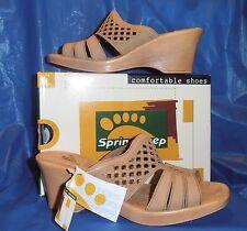 SPRING STEP Sandal TOPAZ....Beige size 10- 10 1/2