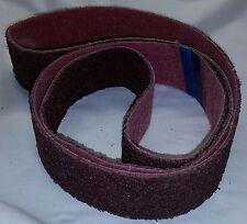 "2""x 72"" Sanding Belt Medium Surface Conditioning"