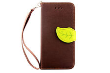 Card Slot Flip Stand Magnetic Wallet Leather Bumper Case Cover for iPhone Skin