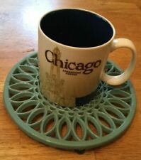 Starbucks 2008 Coffee Mug Collector Series Chicago 16 Oz