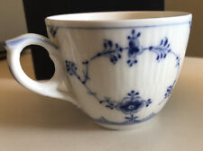Vintage Royal Copenhagen Blue Fluted Cup #79 First Quality