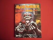 IRON MAIDEN-A REAL DEAD ONE. Songbook Spartito libro Vocal Guitar