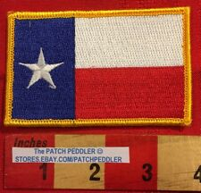 Texas Lone Star State Flag Patch - Perfect For Jacket Or Jeans Nice Quality 576
