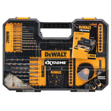 DeWALT DT70620T Extreme 100pc Drill, Holesaw & Screwdriver Bit Set