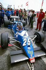 Jean-PIERRE JARIER LIGIER JS21 F1 Stagione 1983 foto 3