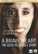 A Brave Heart: The Lizzie Velasquez Story (DVD, 2016) SKU 802