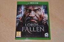 Jeux vidéo pour action et aventure et microsoft xbox one PAL