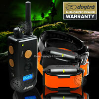 Dogtra 2300NCP EXPANDABLE 2 DOG Advance Training Collar 3/4 Mile Range 2302NCP