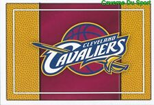 091 TEAM LOGO USA CLEVELAND CAVALIERS STICKER NBA BASKETBALL 2017 PANINI